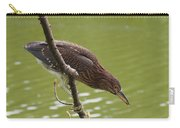 Heron Bird Carry-all Pouch