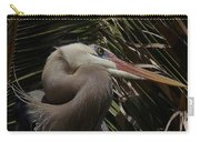 Heron Close-up Carry-all Pouch