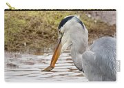 Heron Harpoon Carry-all Pouch
