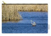 Heron Preening Carry-all Pouch