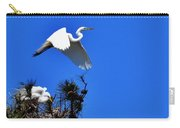 Heron Trio Carry-all Pouch
