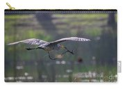 Heron With Nesting Material Carry-all Pouch