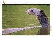 Heron Yoga Carry-all Pouch