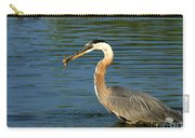 Herons Catch Carry-all Pouch