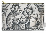 Herophilos, Erasistratus, Ancient Greek Carry-all Pouch