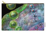Herpes Virus Replication Carry-all Pouch