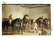 Herring, Racing, 1845 Carry-all Pouch