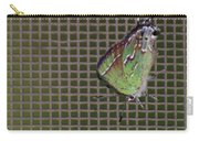 Hessel's Hairstreak Butterfly Carry-all Pouch