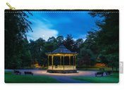Hexham Bandstand At Night Carry-all Pouch