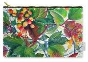 Hi-bush Cranberries Carry-all Pouch