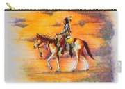 Hi Lighter Pen Painting 1 Carry-all Pouch