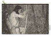 Hiawatha Carry-all Pouch