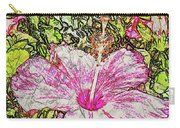 Hibiscus 101516 1a Carry-all Pouch