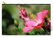 Hibiscus Bloom Carry-all Pouch