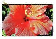 Hibiscus - Dew Covered - Beauty Carry-all Pouch
