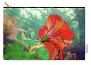 Hibiscus Flame Carry-all Pouch