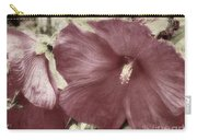 Hibiscus Floral Series  Carry-all Pouch