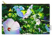Hibiscus Garden Carry-all Pouch