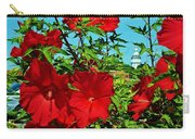 Hibiscus In Naptown Carry-all Pouch