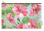 Hibiscus Paradise-jp3966 Carry-all Pouch