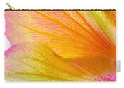 Hibiscus Petals Carry-all Pouch