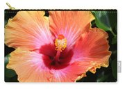 Hibiscus Splendor Carry-all Pouch