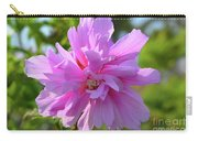 Hibiscus Syriacus Carry-all Pouch