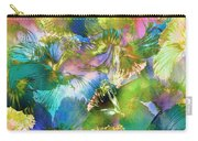 Hibiscus Trumpets Carry-all Pouch