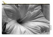 Hibiscus With An Infrared Effect Carry-all Pouch