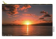 Hickam Sunset Carry-all Pouch