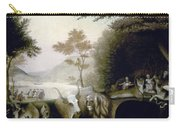 Hicks: Peaceable Kingdom Carry-all Pouch
