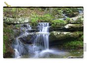 Hidden Falls 1 Carry-all Pouch by Marty Koch