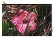 Hidden Hibiscus  Carry-all Pouch