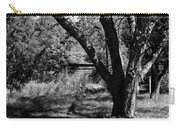 Hidden History Black And White Carry-all Pouch
