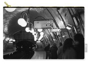 Paris Tube Station Cite - Hidden Kiss Carry-all Pouch
