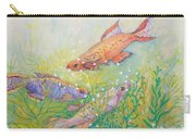 Hidden Treasures Carry-all Pouch