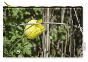 Hidden Yellow Tulip 02 Carry-all Pouch