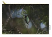 Hiding Hummer Carry-all Pouch