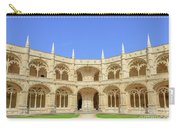 Hieronymites Monastery Courtyard Carry-all Pouch