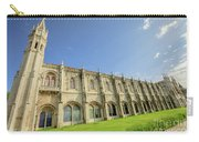 Hieronymites Monastery Lisbon Carry-all Pouch