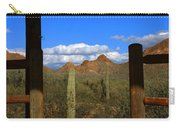 High Chaparral - Mountain View Carry-all Pouch