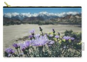High Desert Wildflowers Carry-all Pouch