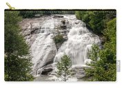 High Falls At Dupont Forest Carry-all Pouch
