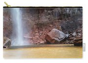 High Falls Emerald Pool Carry-all Pouch