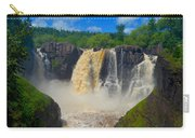 High Falls In July Carry-all Pouch