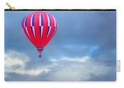 High In The Sky - Hot Air Balloon Carry-all Pouch