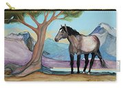 High Meadow Mustang Carry-all Pouch