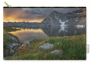 High Mountain Morning In Idaho Carry-all Pouch