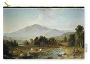 High Point  Shandaken Mountains, 1853 Carry-all Pouch