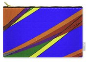 High Power Wires Abstract Color Sky Carry-all Pouch